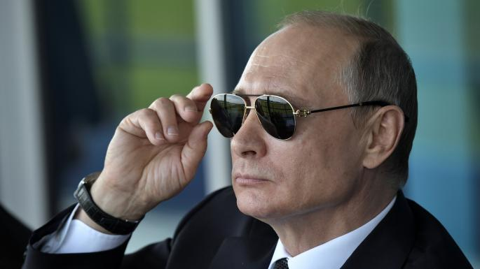 Putin: Leader for Life? - Altamar with Peter Schechter and Muni Jensen